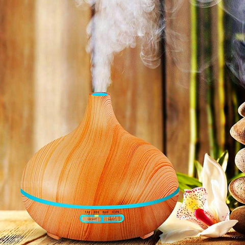 Air Humidifier and Essential Oil Diffuser 300ml