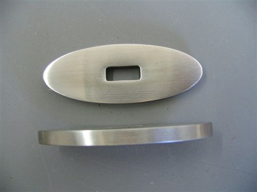 STAINLESS GUARD 2 1/4 X 3/4 SLOT 1/2