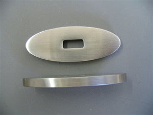 "STAINLESS GUARD 2 1/4 X 3/4 SLOT 1/2"" X 5/32"" (#4610)"