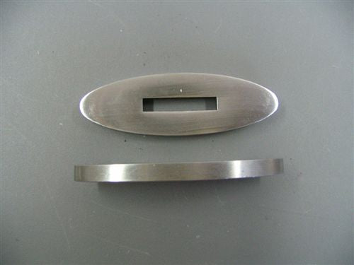 STAINLESS GUARD 2 1/4 X 3/4 SLOT 1