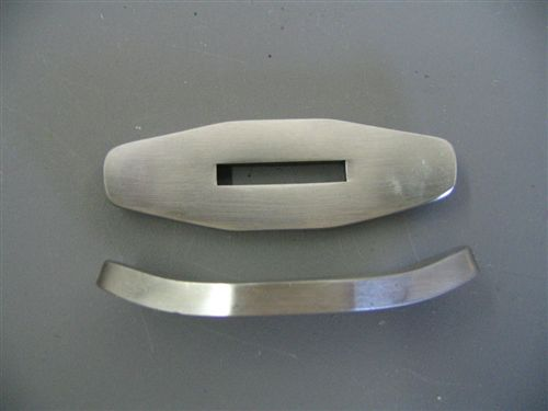 STAINLESS GUARD 2 1/4