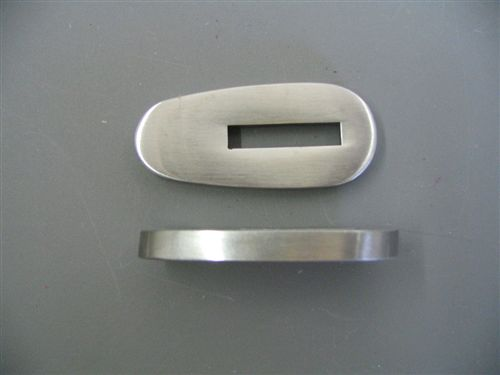 STAINLESS GUARD 1 15/16 X 7/8 SLOT 1
