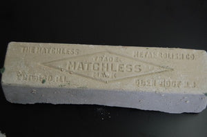 MATCHLESS WHITE COMPOUND