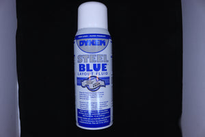 Dykem Layout Fluid 12 oz. Spray Can
