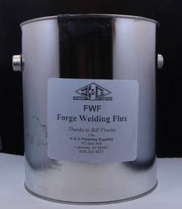FORGE WELDING FLUX 5 LB. PKG