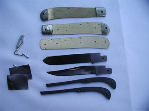 "TRAPPER 6 1/4"" OVERALL OPEN FOLDER KIT"