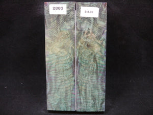 Stabilized Dyed Black Ash Scales SW2883