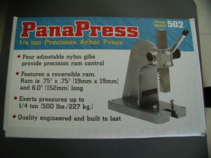 PRECISION PANA PRESS