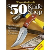 $50 KNIFE SHOP BOOK