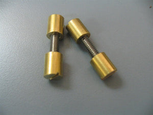 RIVETS BRASS BLIND BOLT 5/16 PR