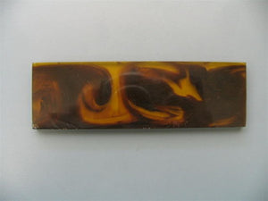 "RECON TORTOISE SHELL 1/4"" X 1 1/2"" X 5"" SOLD BY THE PR"
