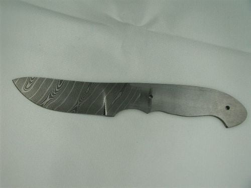 HASH KNIFE DAMASCUS BLADE FULL