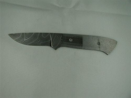 SPORTSMAN DAMASCUS BLADE FULL