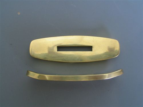 BRASS GUARD 3/16