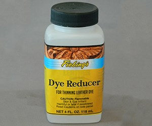 LEATHER DYE REDUCER