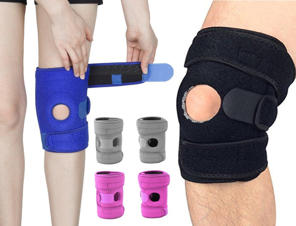 Open Patella Stabilizer Knee Brace Support Sleeve - StabilityPro™