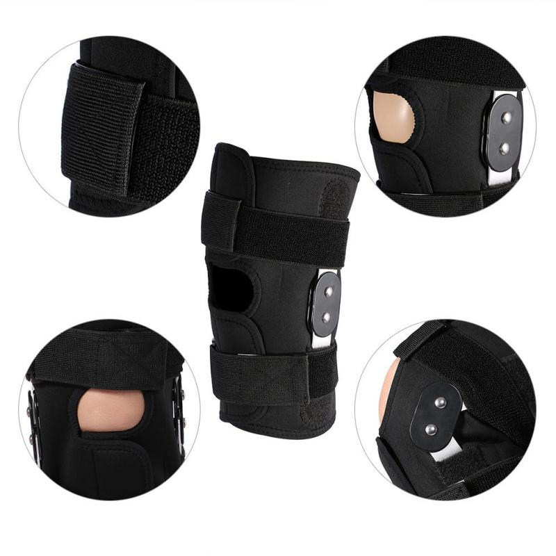 01f7fcb724 Dual Hinged Knee Brace with Open Patella Stabilizer ACL LCL MCL Support -  StabilityPro™
