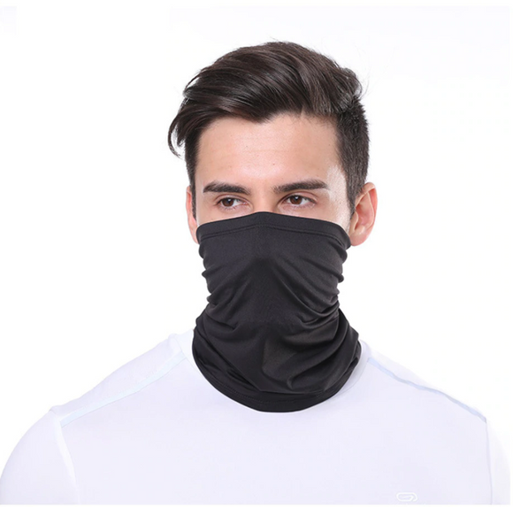 Face Cover Neck Gaiter - Seamless ~Breathable Fabric!