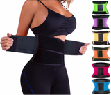Waist Trainer - Sweat Belt for Stomach Fat Weight Loss!