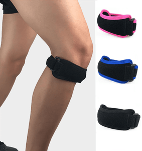 Patella Knee Strap Brace Patellar Tendon Meniscus Stabilizer Band KT