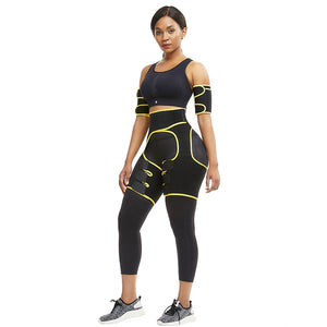 Thigh & Waist Fat Burn Sauna Wrap for Weight Loss