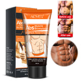Men's Belly Fat Burning Cream & Skin Toner