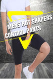 Mens Neoprene Sauna Shorts ~ Sweat Out Weight Loss!