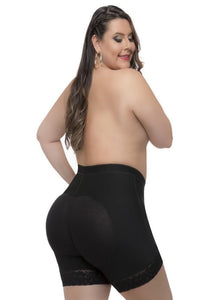 Plus Size Butt Padded Panties - Lift, Sculpt and Boost!
