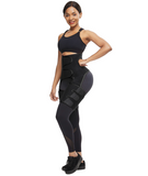 Thigh & Waist Fat Burn Sauna Wrap & Butt Lifter for Weight Loss