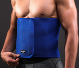 Men's Fat Loss Sweat Belt - Stomach Trimming Waist Trainer!