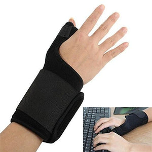Thumb Stabilizer Support Wrist Splint Tendonitis Carpal Tunnel Brace - StabilityPro™