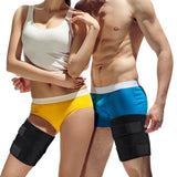 Quad & Hamstring Compression Groin Support Thigh Sleeve - StabilityPro™