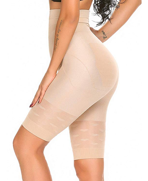 Full Body Slimming Shaper with High Waist & Leg Compression & Butt Lifter