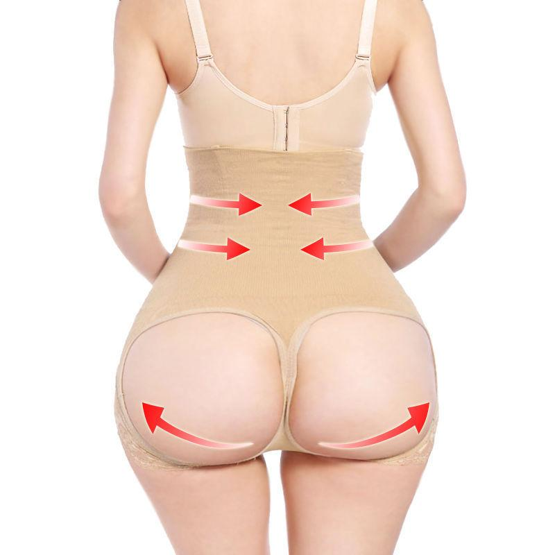 46010cccdc Butt Lifter Waist Slimming Body Shaper Bodysuit Buttock Booster Shapewear  Panty - StabilityPro™