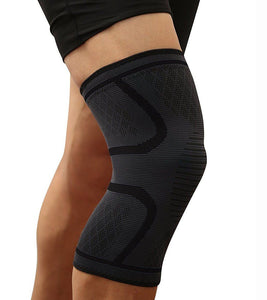 Compression Knee Sleeve Brace Patella Stabilizer Support - StabilityPro™