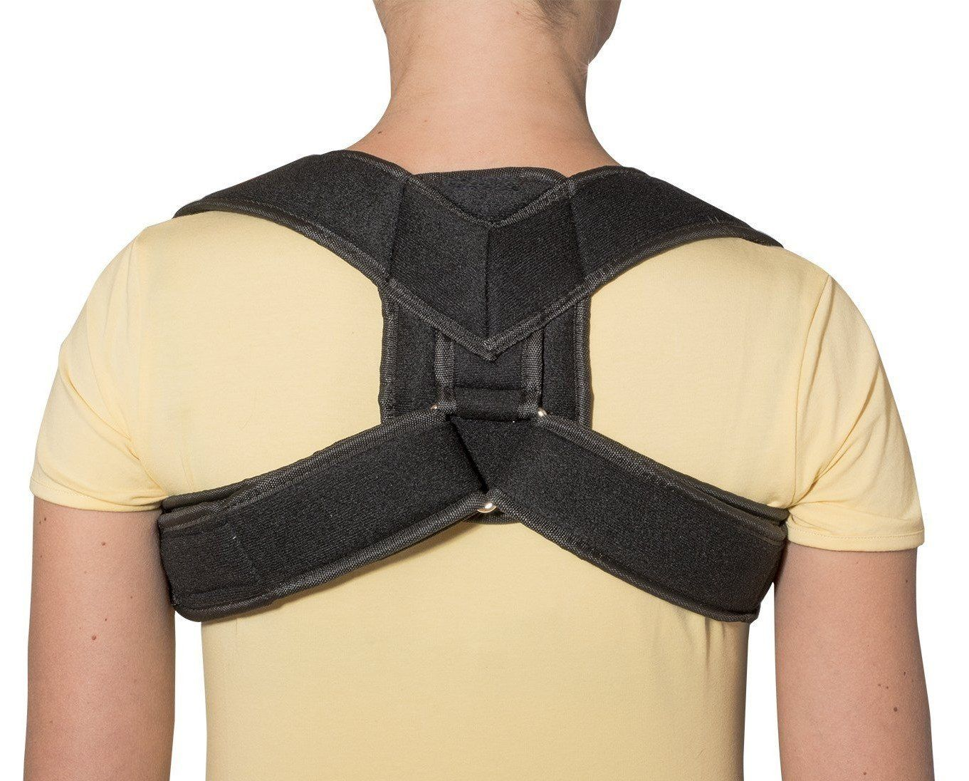 Posture Corrector Back Shoulder Brace For Standing Up Straight  Stabilitypro-4089