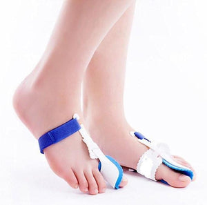Bunion Corrector Splint Big Toe Straightener Hammer Pain Relief Treatment - StabilityPro™