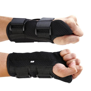 Wrist Support Brace Carpal Tunnel Arthritis Tendonitis Night Splint - StabilityPro™