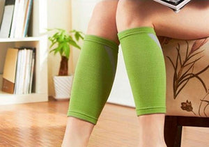 Graduated Compression Calf Sleeve Athletic Performance Leg Support for Women - StabilityPro™