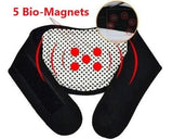 Neck Brace Thermal Collar Magnetic Heated Pad Cervical Support - StabilityPro™