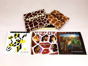 GIRAFFE - The Box Set