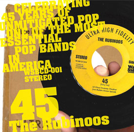 Rubinoos 45 Japanese edition