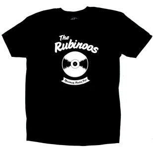 Rubinoos Maximum Power Pop T-shirt