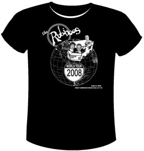 Rubinoos World Tour 2008 T-shirt