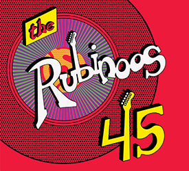 The Rubinoos 45
