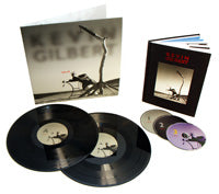 THUD: 180 gram 2 LP Vinyl Set  and THUD: 20th Anniversary  Remastered 3-CD Book Edition