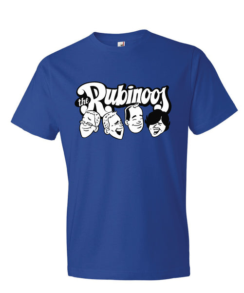 Rubinoos Cartoon Head T-shirt