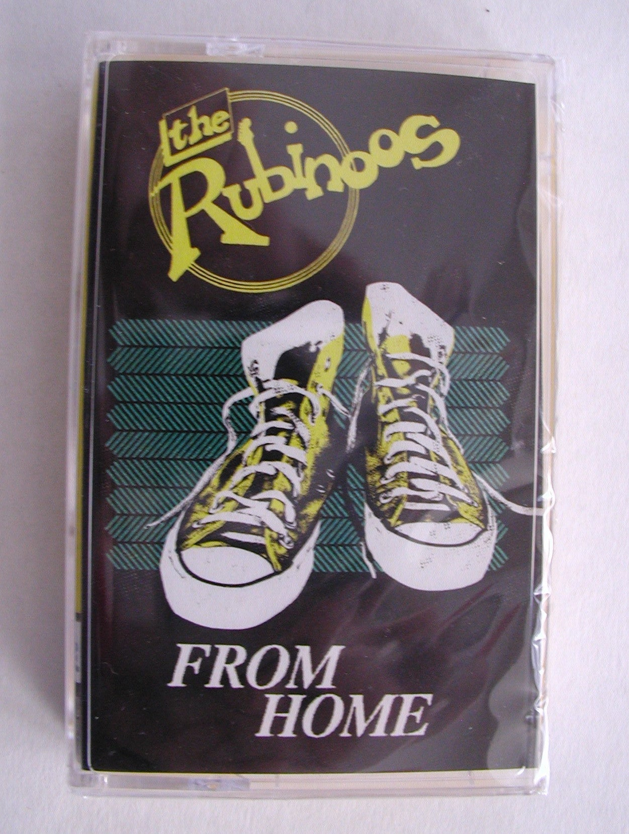 The Rubinoos - From Home - Cassette