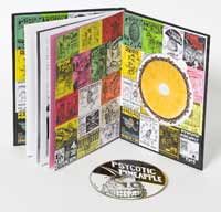 Psycotic Pineapple - Where's The Party? CD & Book
