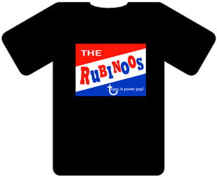 The Rubinoos Bubble Gum T-Shirt